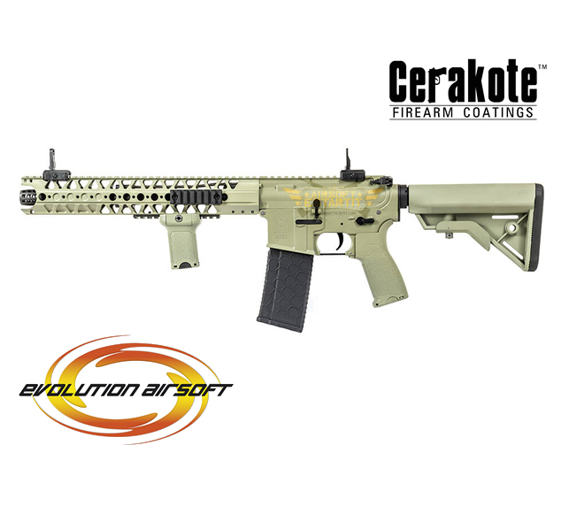 evolution dytac la m4 carbine foliage green lone star evolution