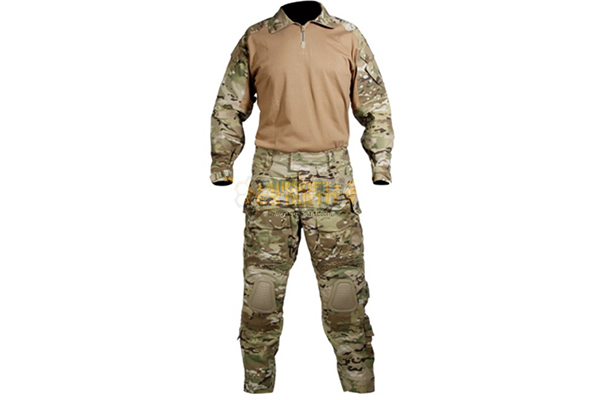 Uniform Combat Delta Tactics multicam