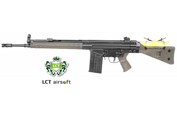 lct g3a3 green type CETME
