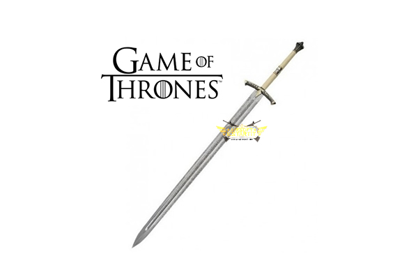 Ice Sword Game Of Thrones White Ned Stark Game Of Thrones Airsoft Shop Replicas And Military Clothing