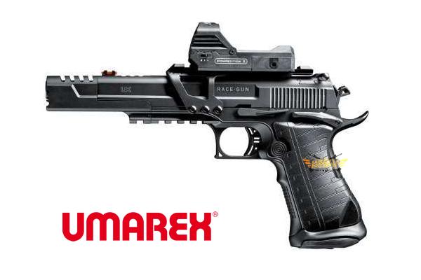 UMAREX RACEGUN COMPETITION II 4.5 - steel bb guns 4.5mm - Airsoft shop, replicas and military clothing