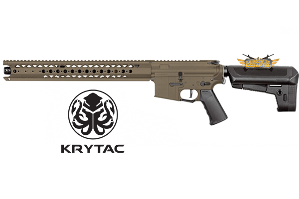 KRYTAC WAR SPORT LVOA-C AEG (LOW POWER) - FDE