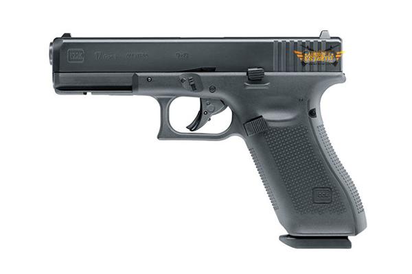 Glock 17 Gen 5 Blowback 4.5 bb 2j - steel bb guns 4.5mm - Airsoft shop, replicas and military clothing