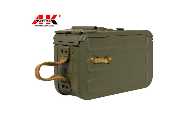 drum pkm 5000rds charger