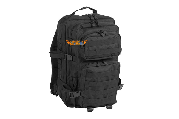 Miltec US Assault pack LG 36L mil-tec backpack black