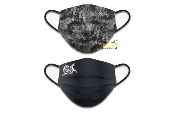 non-approved reversible typhon face mask