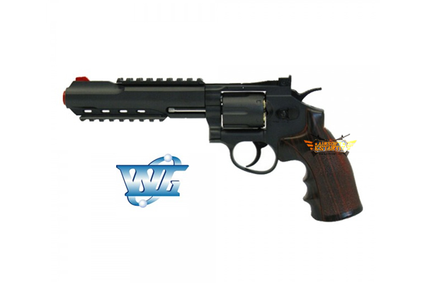 REVOLVER WIN GUN CO2  6