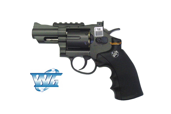 REVOLVER WIN GUN CO2  2,5
