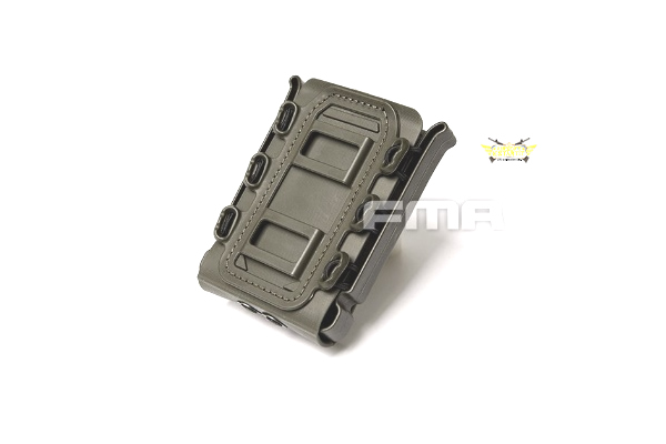Portacargador FMA SOFT SHELL SCORPION MAG CARRIER M4 TB1258-FG