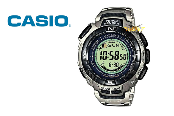Casio Protrek PRW-1500T-7VER Watch