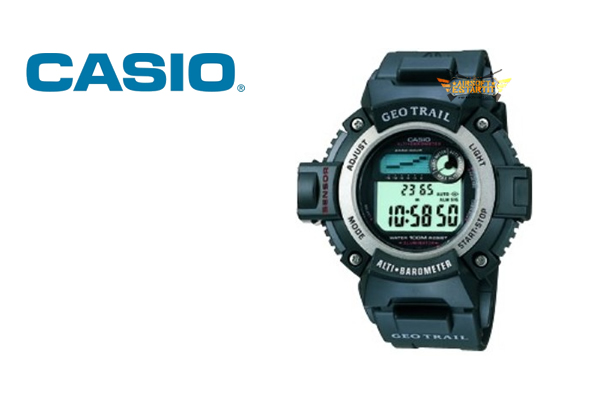 Casio FTS-101 Pro Trek Watch
