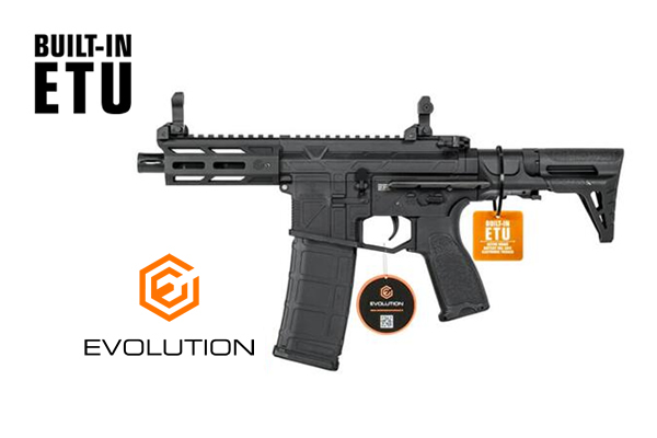 Ghost XS EMR PDW Carbontech ETU AEG Evolution