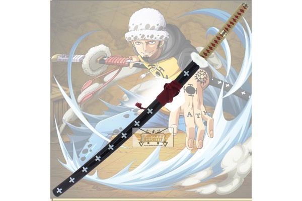 Kikoku Trafalgar Law sword