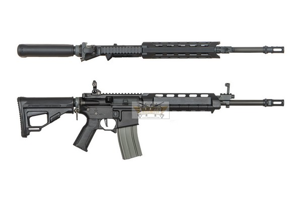 Ares X Amoeba M4 AA Assault rifle L Black