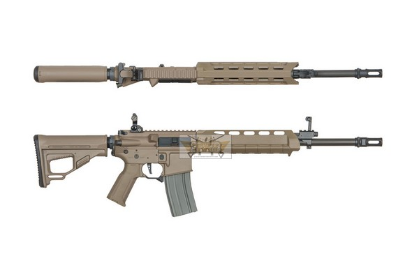 Ares X Amoeba M4 AA Assault rifle L desert