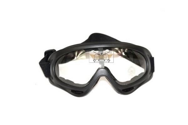 Black French Goggles