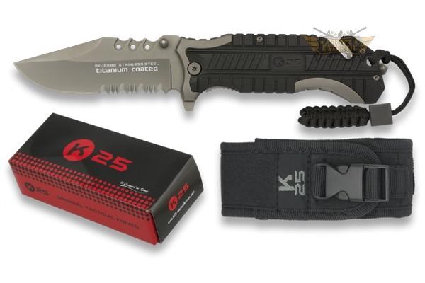 Tactical Pocket Knife K25 9 5 Cm K25 Airsoft Shop