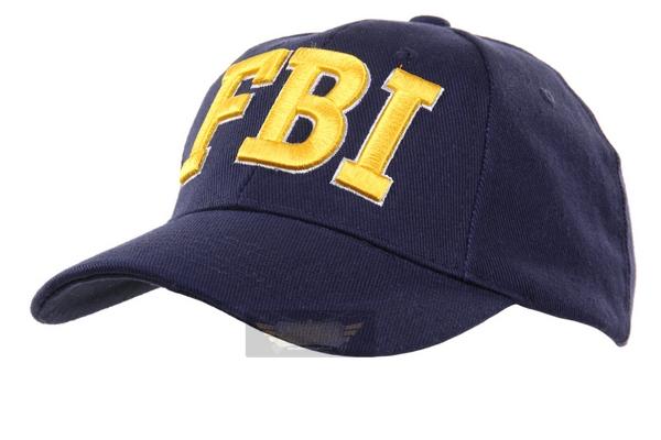 Baseball cap FBI - Baseball cap - Airsoft shop 2a829eafcce