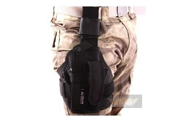 Leg Holster Delta Tactic Black