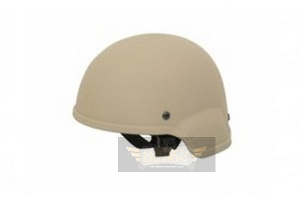 casco mich 2000 sable abs