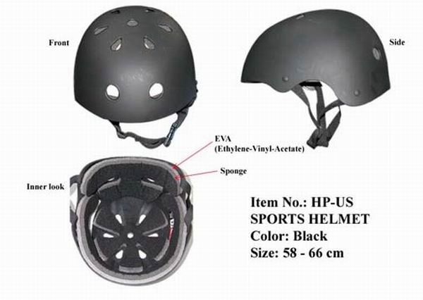 all sport helmet