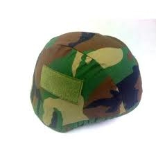 mich helmet woodland cover
