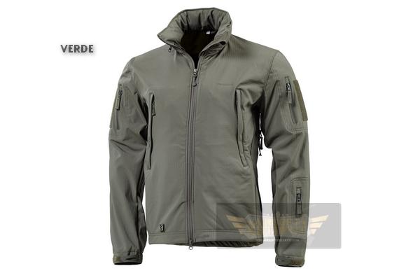 58410802d Jacket Soft Shell Artaxes Pentagon