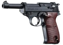 Umarex Walther P38 CO2 - steel bb guns 4.5mm - Airsoft shop, replicas and military clothing