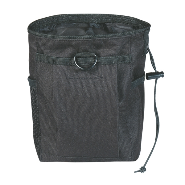 Molle utility recycle bag small black