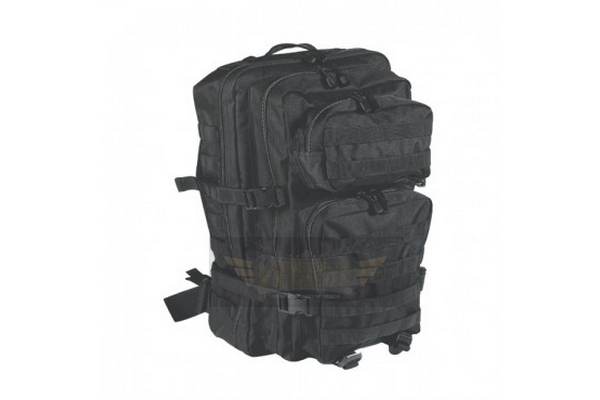 Backpack assault 50l black