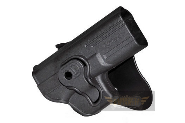 Rigid holster for G series Cytac