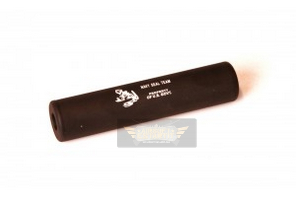 Silenciador rana Navy seal team 130mm