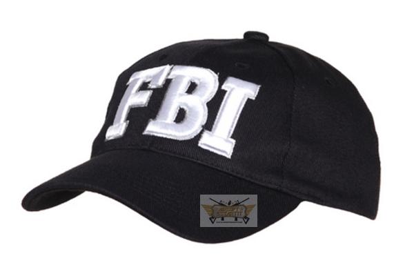 FBI cap - Baseball cap - Airsoft shop 1b33c9dfc73