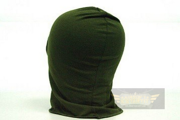 Balaclava rejilla flexible