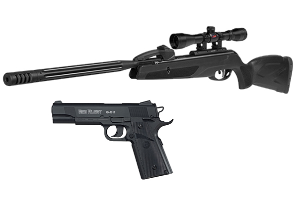 Air guns & Air Rifles