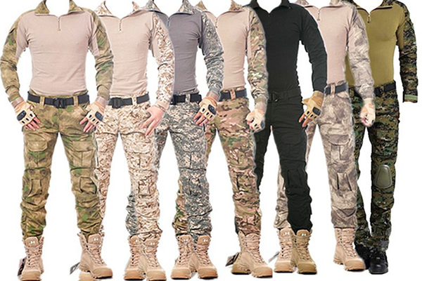 Military clothing & equipment