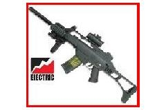 Electric rifles